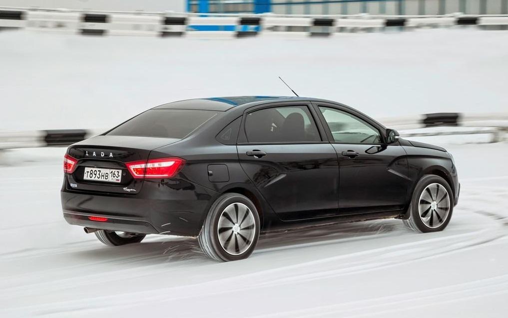 Lada Vesta Signature - новое авто для российских чиновников