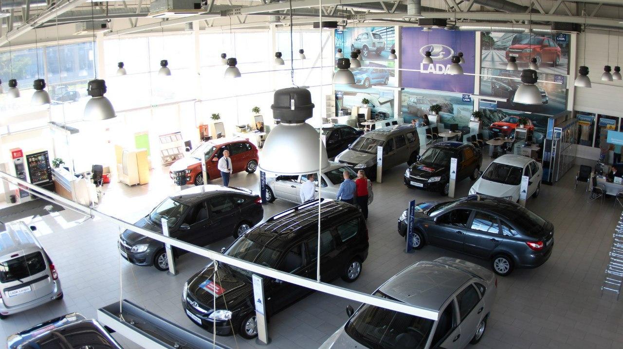 Итоги продаж автомобилей в марте